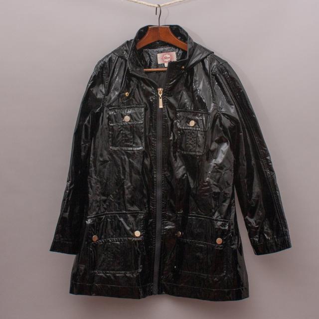 Gumboots Black Jacket
