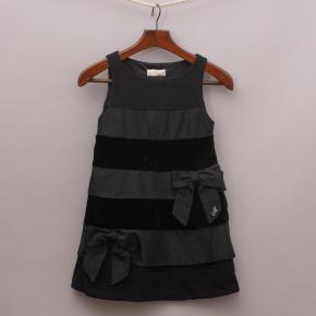 Monnalisa Layered Dress