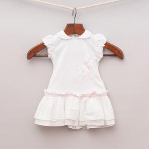 Catimini Ruffle Dress