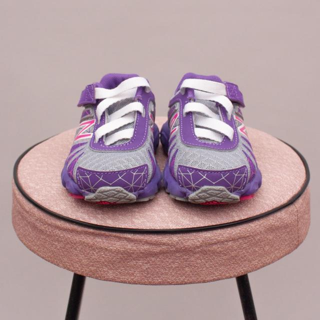 New Balance Purple Runners - AU 4.5