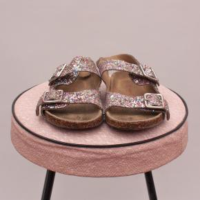 Seed Glitter Sandals - EU 25