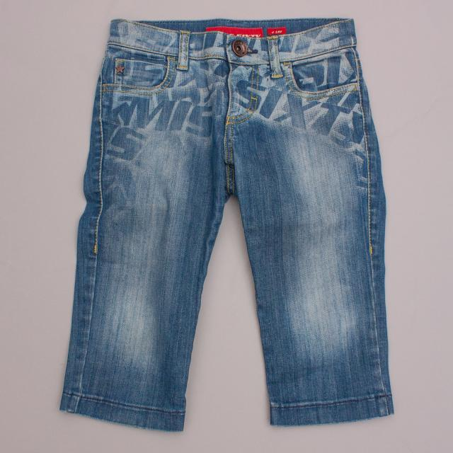 Miss Sixty 3/4 Jeans