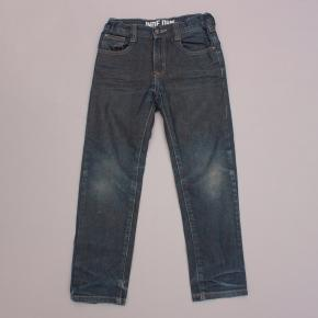 Indie Distressed Jeans