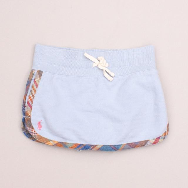 Ralph Lauren Pastel Skirt
