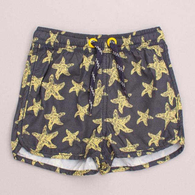 Seed Starfish Board Shorts