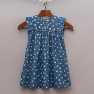 Mockingbird Denim Dress