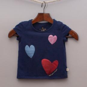 Kate Spade Heart T-Shirt