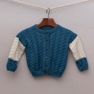 Handmade Knitted Cardigan