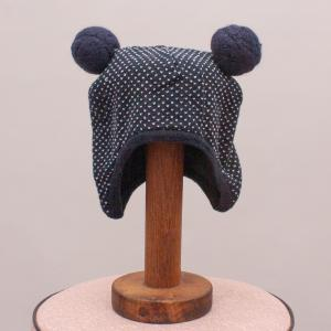 Country Road Pom Pom Beanie - OS
