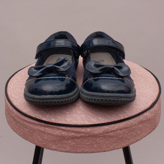 Nelli Blu Patent Leather Sandals - EU 26