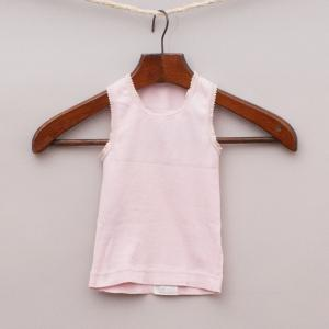 Marquise Pink Singlet