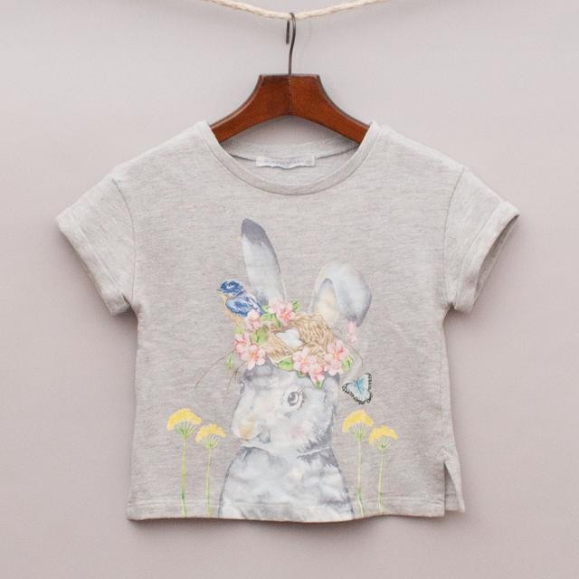 Gingersnaps Rabbit Top