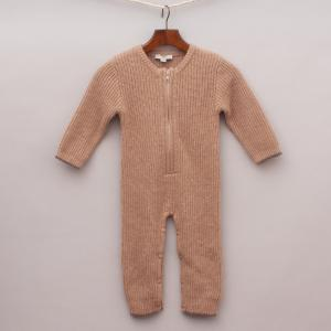 Stella McCartney Wool/Alpaca Romper