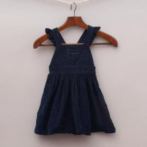 Purebaby Corduroy Dress