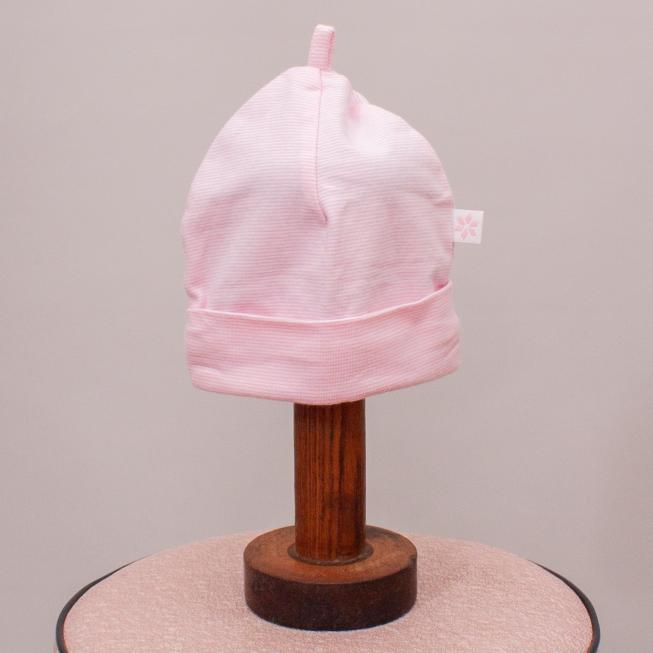 Marquise Striped Hat