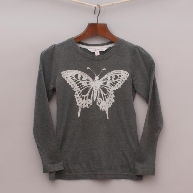 All About Eve Butterfly Long Sleeve