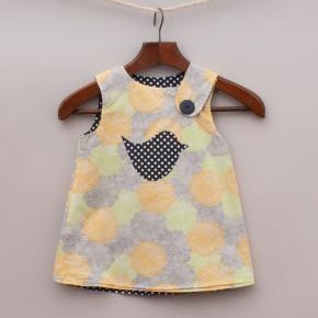 Zipper Tree Reversible Dress