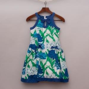 "Origami Flower Dress ""Brand New"""