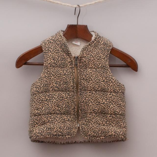 Seed Leopard Vest