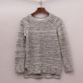 "Indie Woven Jumper ""Brand New"""