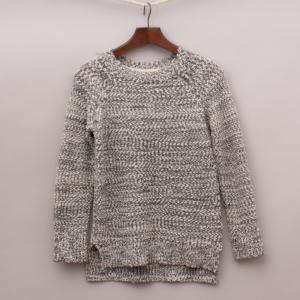 """Indie Woven Jumper """"Brand New"""""""