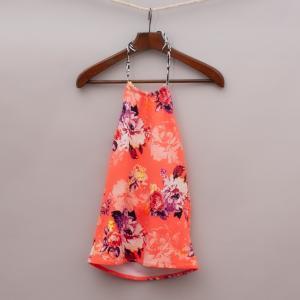 "Seafolly Floral Swim Tank Top ""Brand New"""
