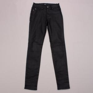 "Bardot Wet Look Jeans ""Brand New"""