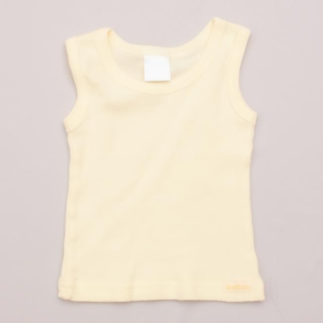 Osh Kosh Yellow Singlet