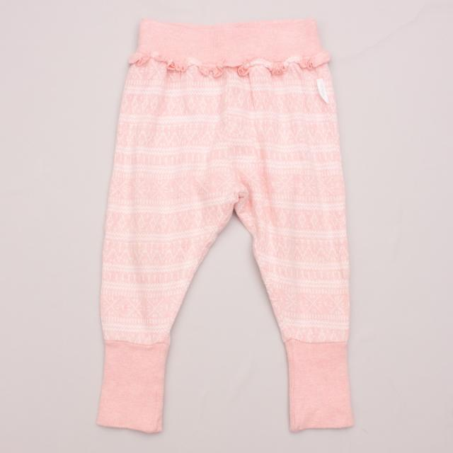 Purebaby Patterned Pants