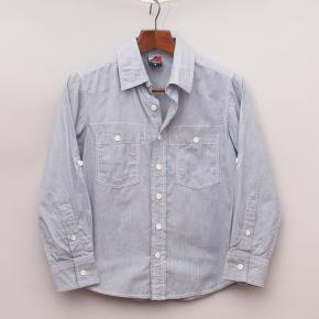 Brooklyn Industries Pinstripe Shirt