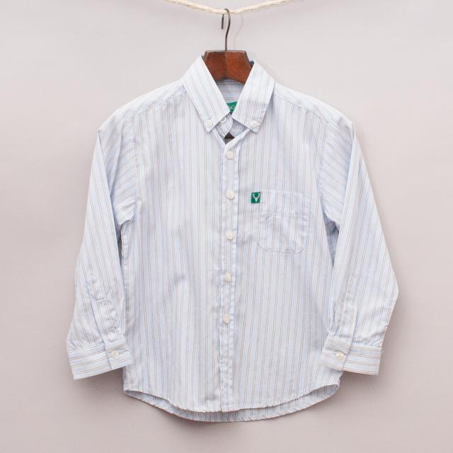 "Harry & Co. Striped Shirt ""Brand New"""