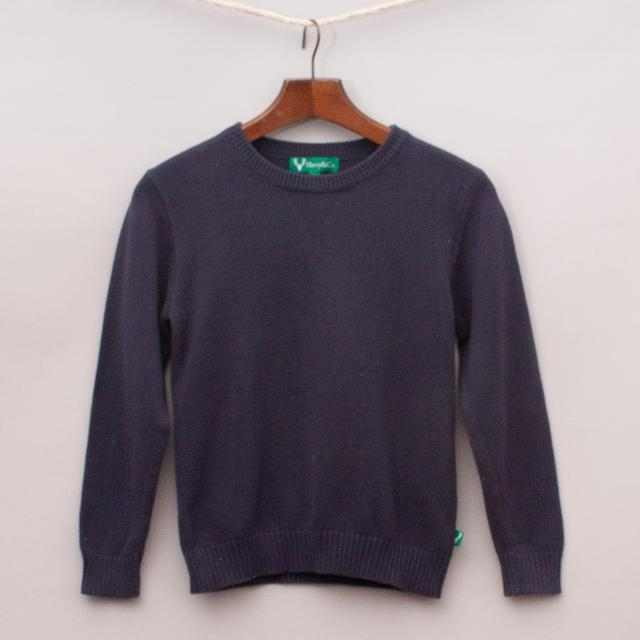 Harry & Co. Charcoal Jumper