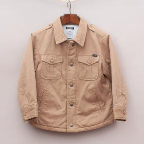 "Fred Bare Brown Jacket ""Brand New"""