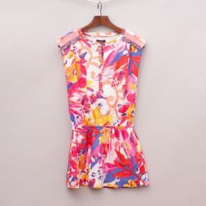 Catimini Floral Dress