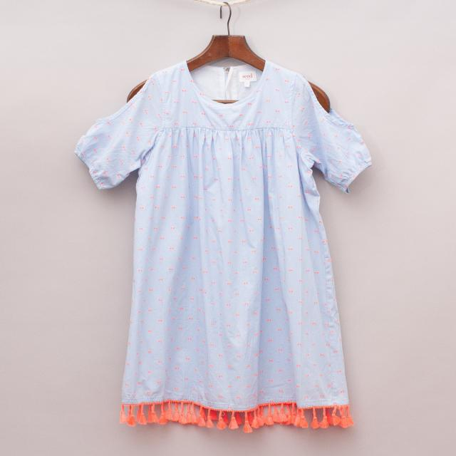 Seed Detailed Dress