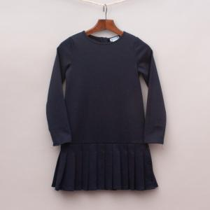 Jacadi Navy Blue Dress