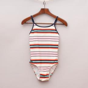 Country Road Striped Bathers