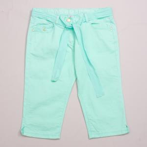 Petit Bateau Spearmint Pants