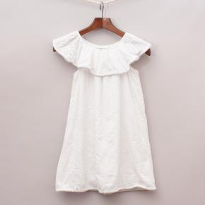 Country Road Broderie Anglaise Dress