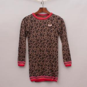 Scotch R'Belle Leopard Dress
