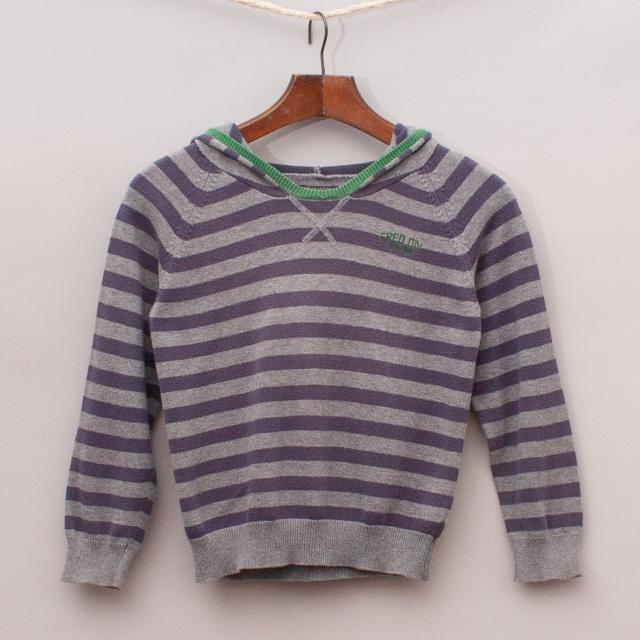 Fred Bare Striped Jumper