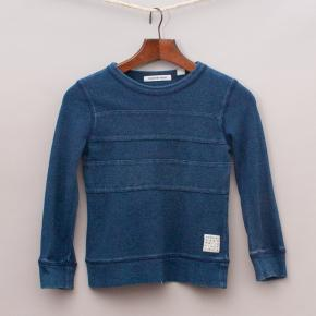 Country Road Denim-Look Jumper