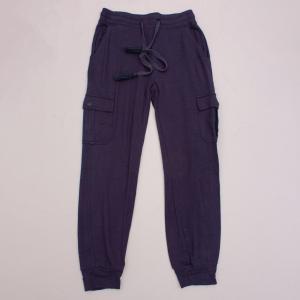 Witchery Navy Blue Tracksuit Pants