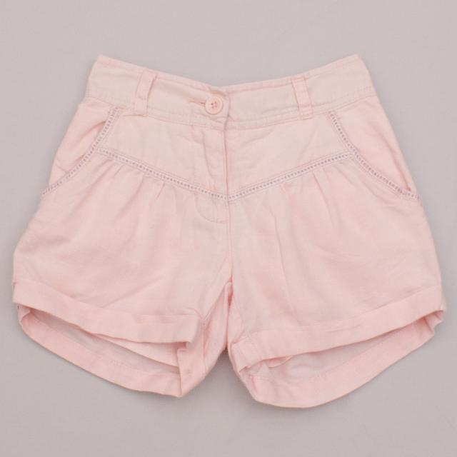 Country Road Pink Shorts