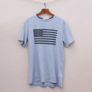 H&M Flag T-Shirt