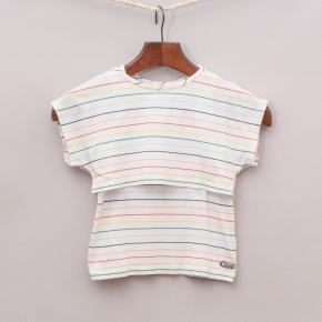 Chloe Striped T-Shirt/Singlet