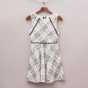 Sally Miller Plaid Dress