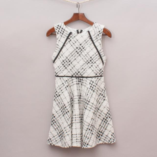 Sally Miller Plaid Dress