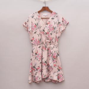 Decjuba Cross-Over Dress