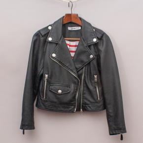 Jean Paul Gaultier for Target Faux Leather Jacket